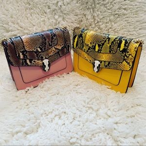 Handbags - Hiss bag